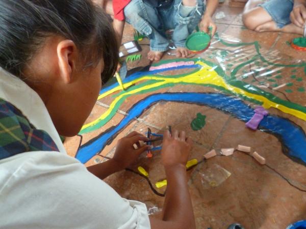 laboratorios comunes de creación de la red de artes visuales de Medellín