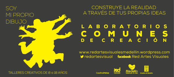 Laboratorios Comunes de Creación, Red de Artes Visuales  httpredartesvisualesmedellin (17)